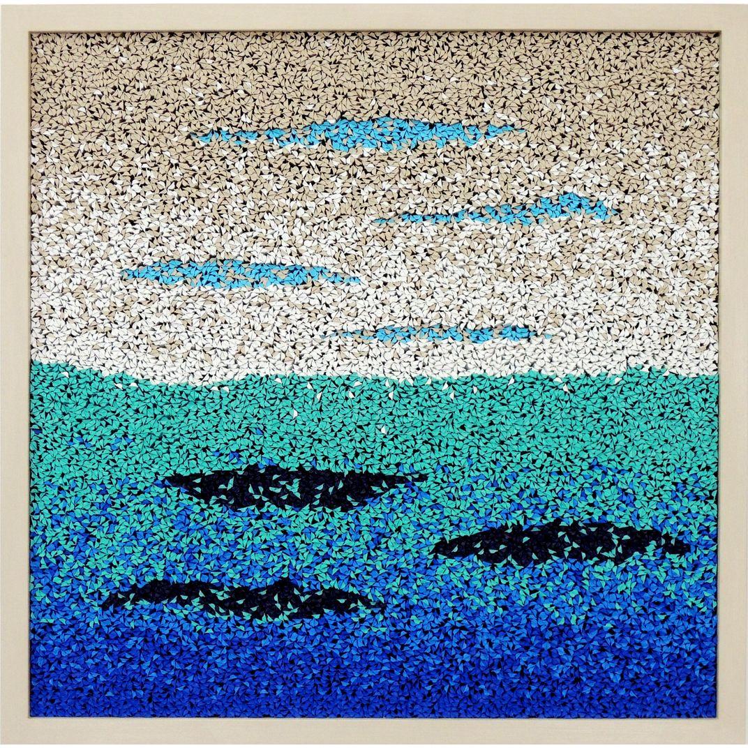 Horizon III by Sanjay Dhawan