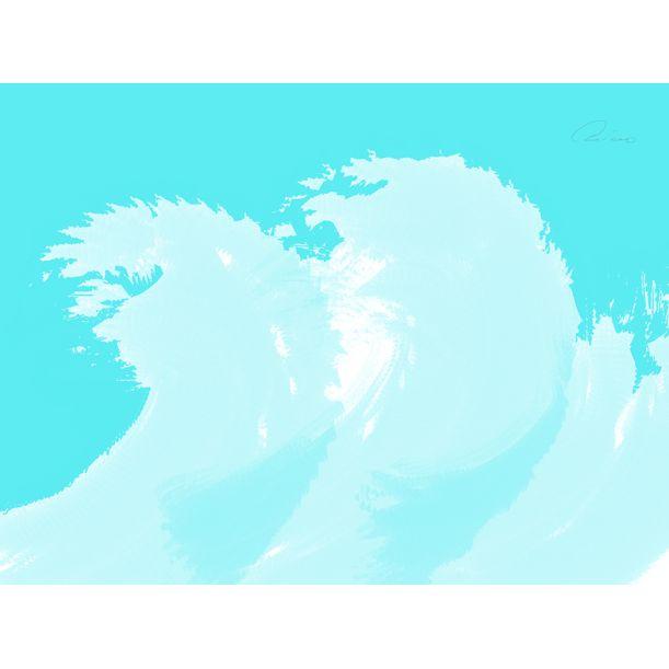 Waves by Chiho Yoshikawa