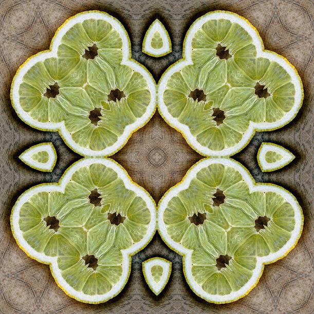 Verduras y Frutas - Lemon by Magdalena Dominika