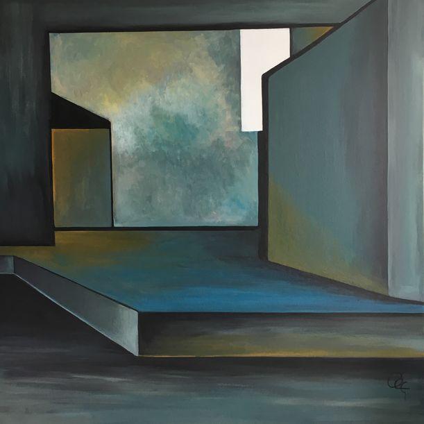 The Dock by Catarina Gyllander
