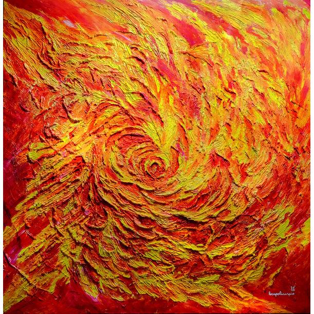Phoenix Rising by Bea Policarpio