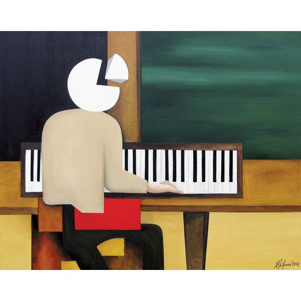 Pianist by Alexander Trifonov