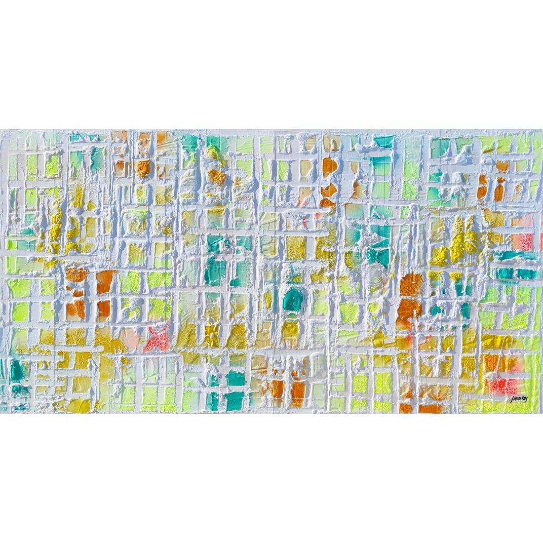 Urban texture madera meditación 2 by Joan Llaverias
