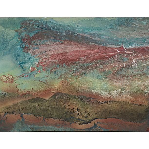 Abanico volcánico by Fernando Bosch