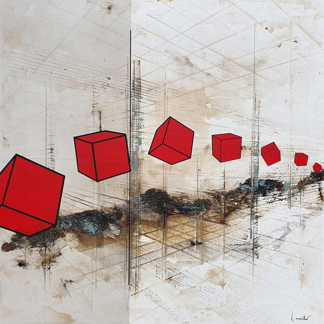 CROSSING by Ludovic Mercher