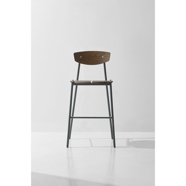Kink Bar Stool by District Eight