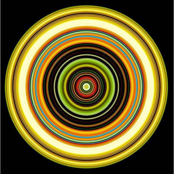 Pulse # 201021 by Paul Snell