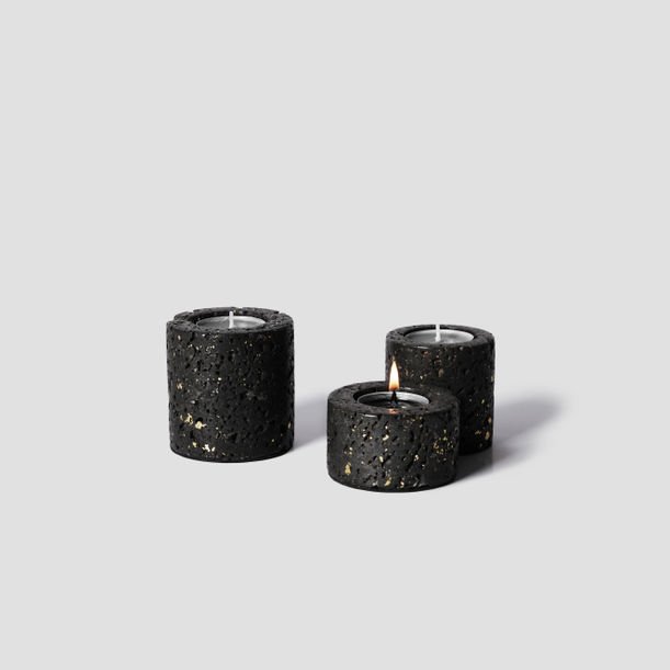 Candle Holders by Studio Buzao