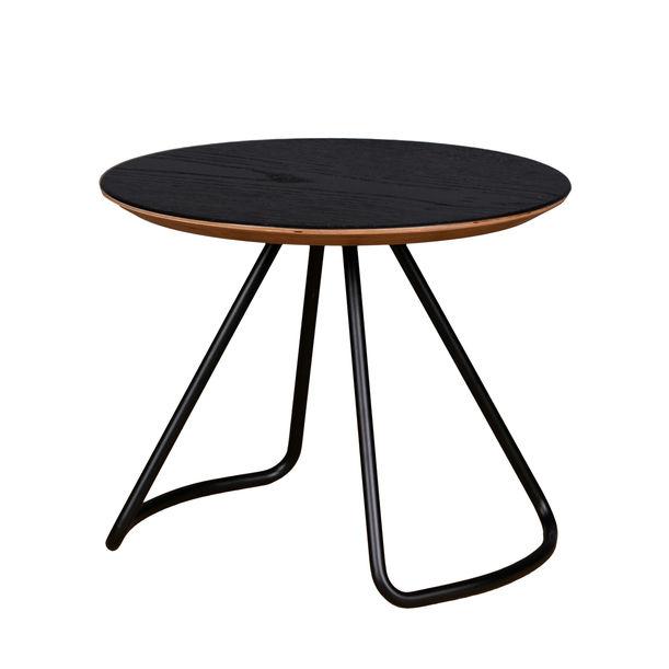 Sama Coffee Table | Black by Studio Kali by Fulden Topaloglu