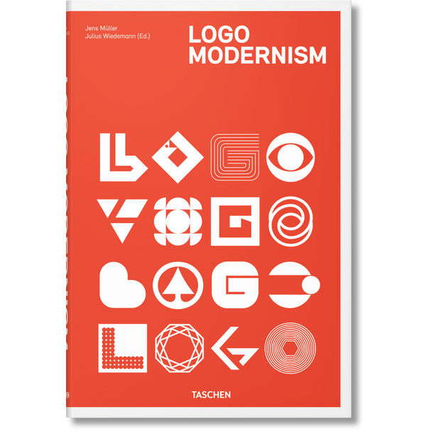 Logo Modernism by Jens Müller, R. Roger Remington