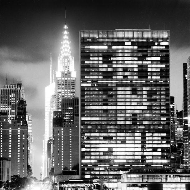 Midtown Manhattan, from Long Island City by Adam Garelick