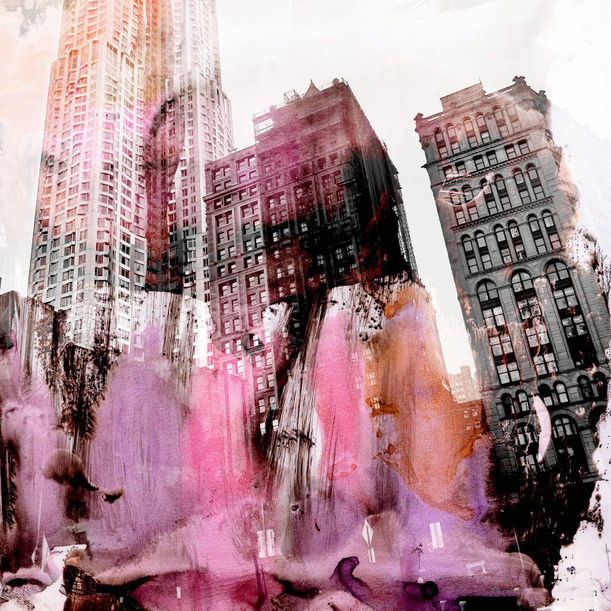 New York Color I by Sven Pfrommer