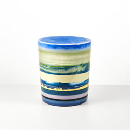 Technicolor Marble Blue by cleverclaire
