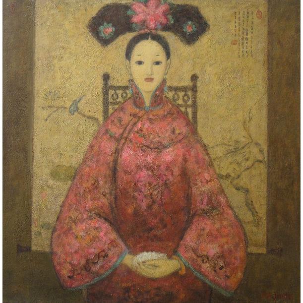 Mademoiselle Xiao Tian by Jia Juan Li