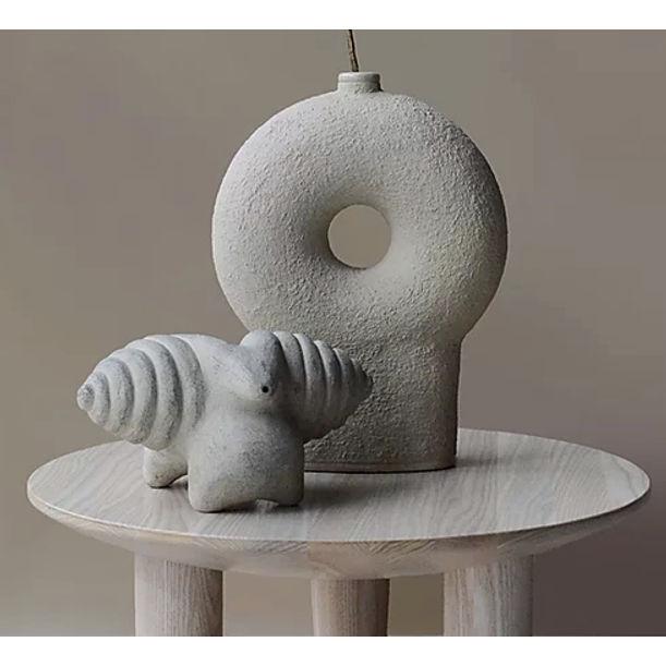 KUMANEC one leg vase by Victoria Yakusha