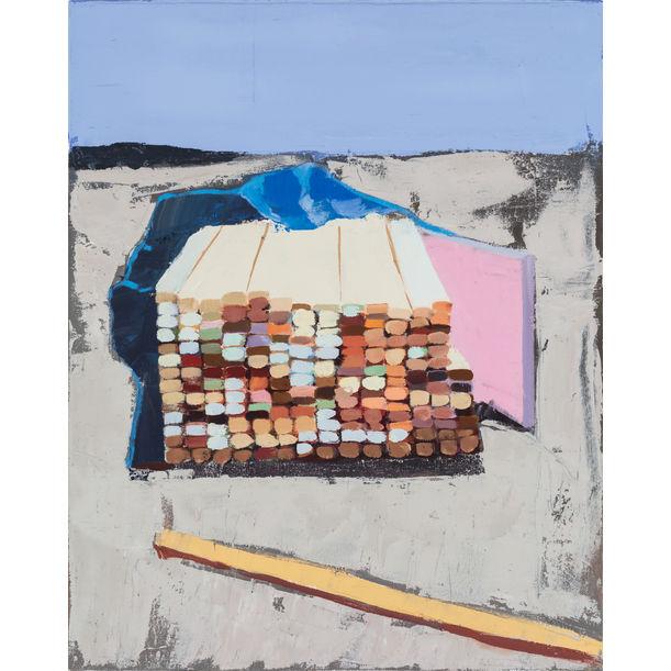 Large Stack by Noa Charuvi