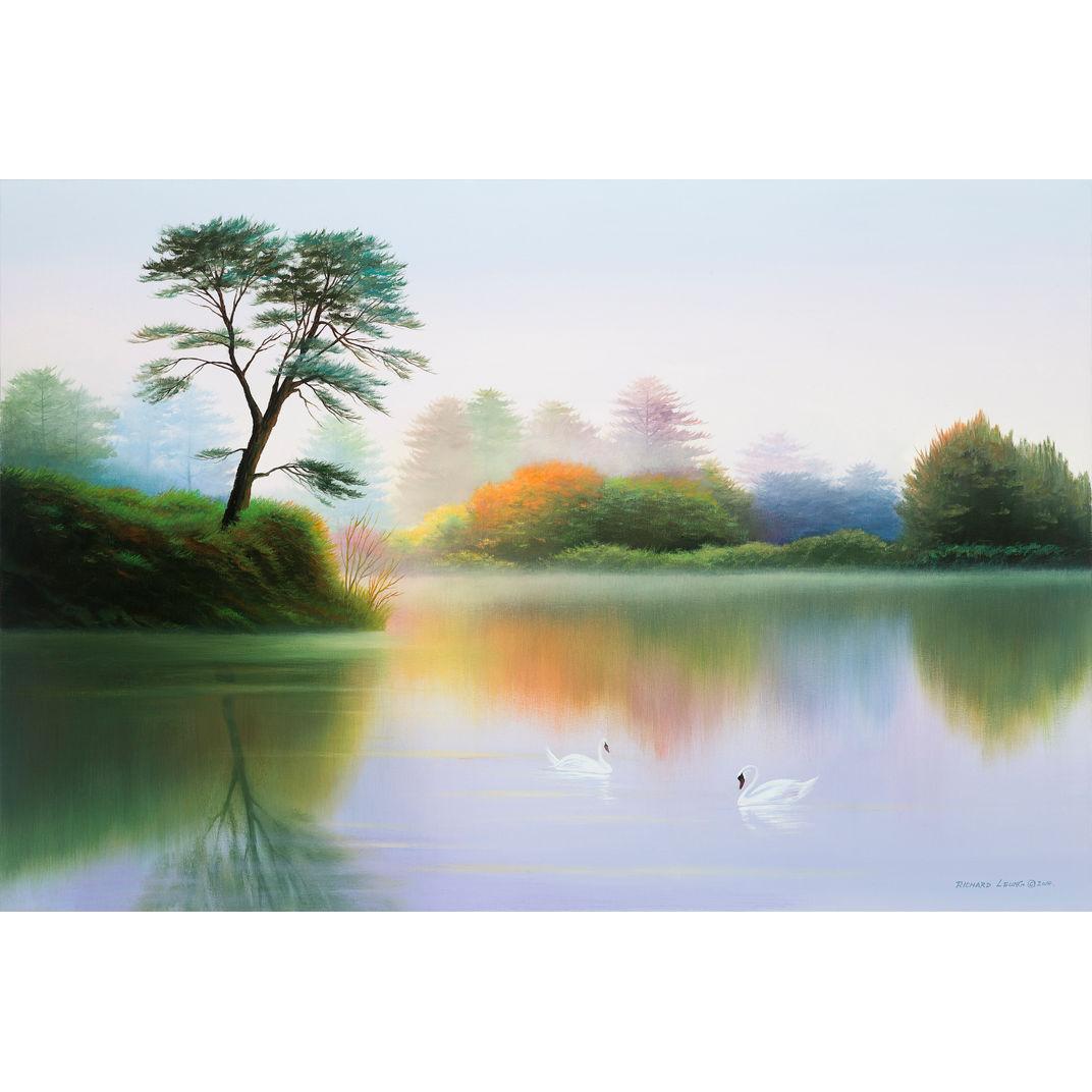 LakeofDreams by Richard Leung