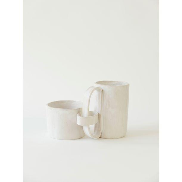 Tied vases by Livia Polidoro