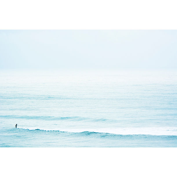 Winter Surfing III by Tal Paz-Fridman