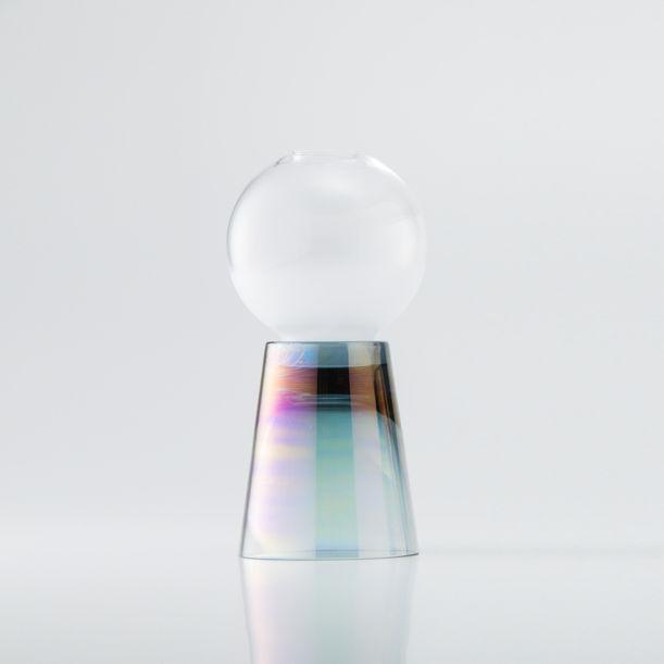 Glowball (Blue Iridescent) by Takenouchi Webb