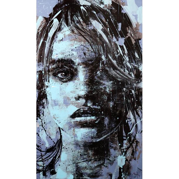 Blue Bonnie by Mario Henrique