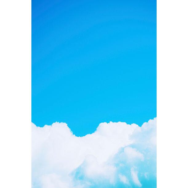 Blue Clouds I by Tal Paz-Fridman