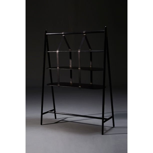 Black Dream Swing Shelf by Sheng Yin