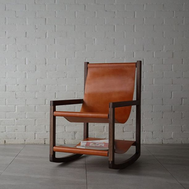 rocking chair by Hansol Lee