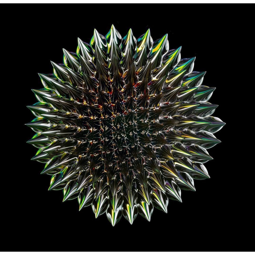 MAGNETIC HYSTERESIS 02 by Seb Janiak