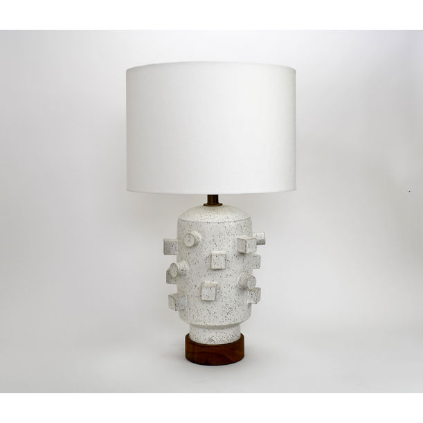 Artificial Intelligence Lamp by Natan Moss