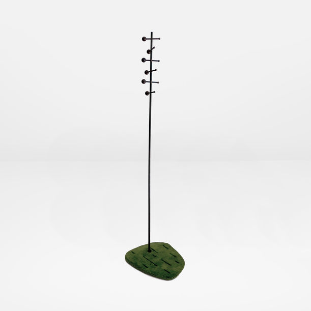 Hatstand (Green) by Paddy Pike