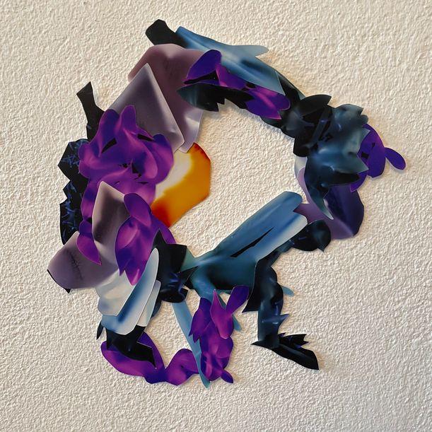 Posie (lily, crysanthemum, dahlia) by Rachael Jablo