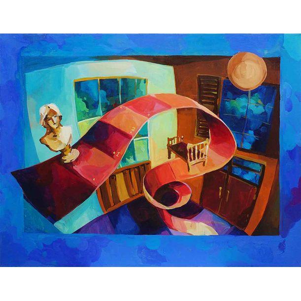 Bed Room by Aurora Santika