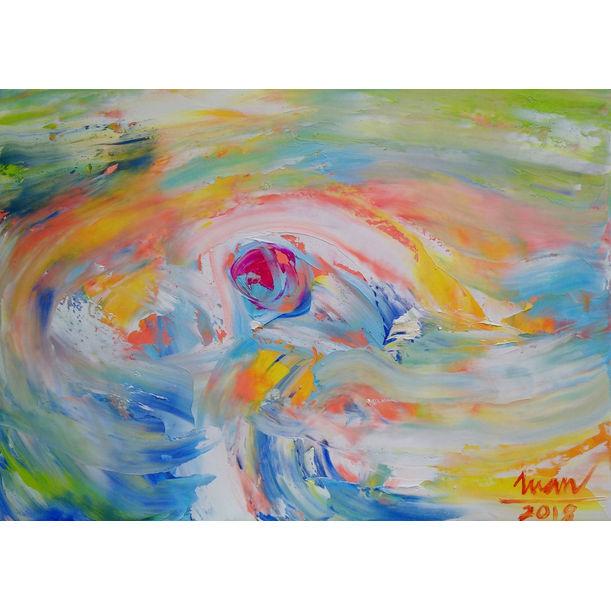 Gentle Wave by Tran Tuan