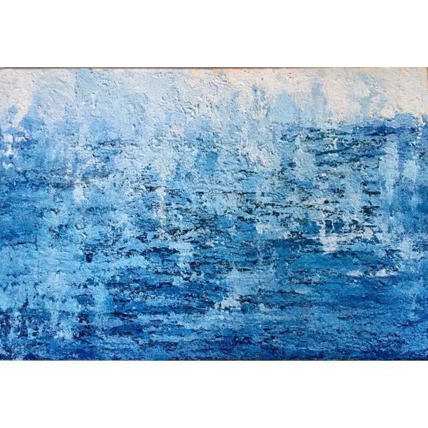 Crashing Waves by Angeli Hemandas