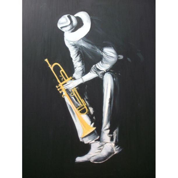 trumpeta by Edmonda Berdilla