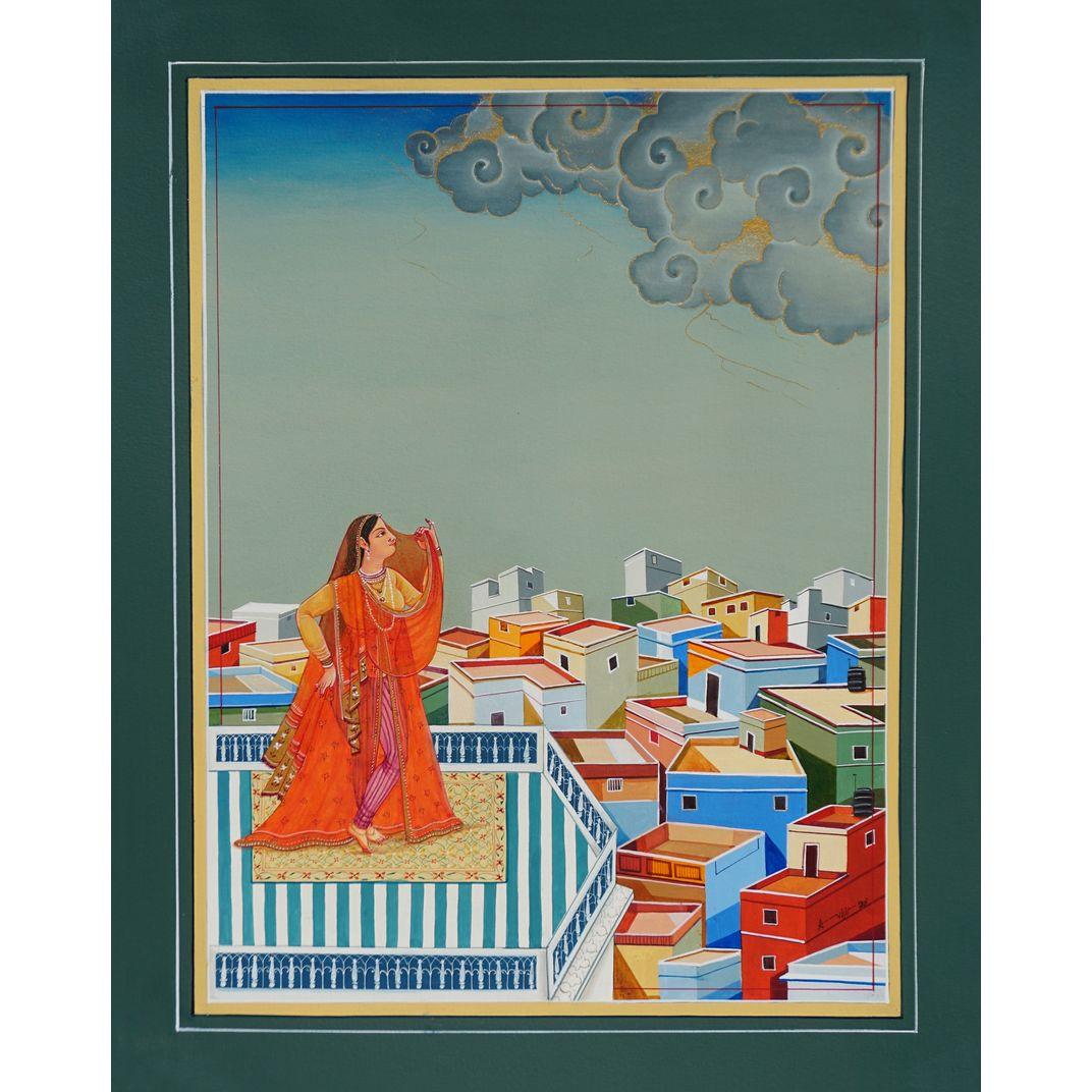 Urban Empire # 4 by Abhijit Paul