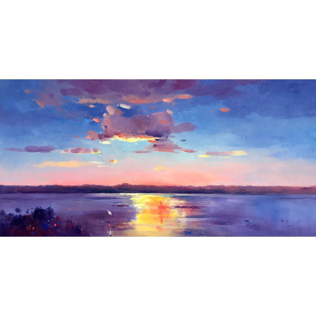 Sky in Dawn 259 by Jingshen you