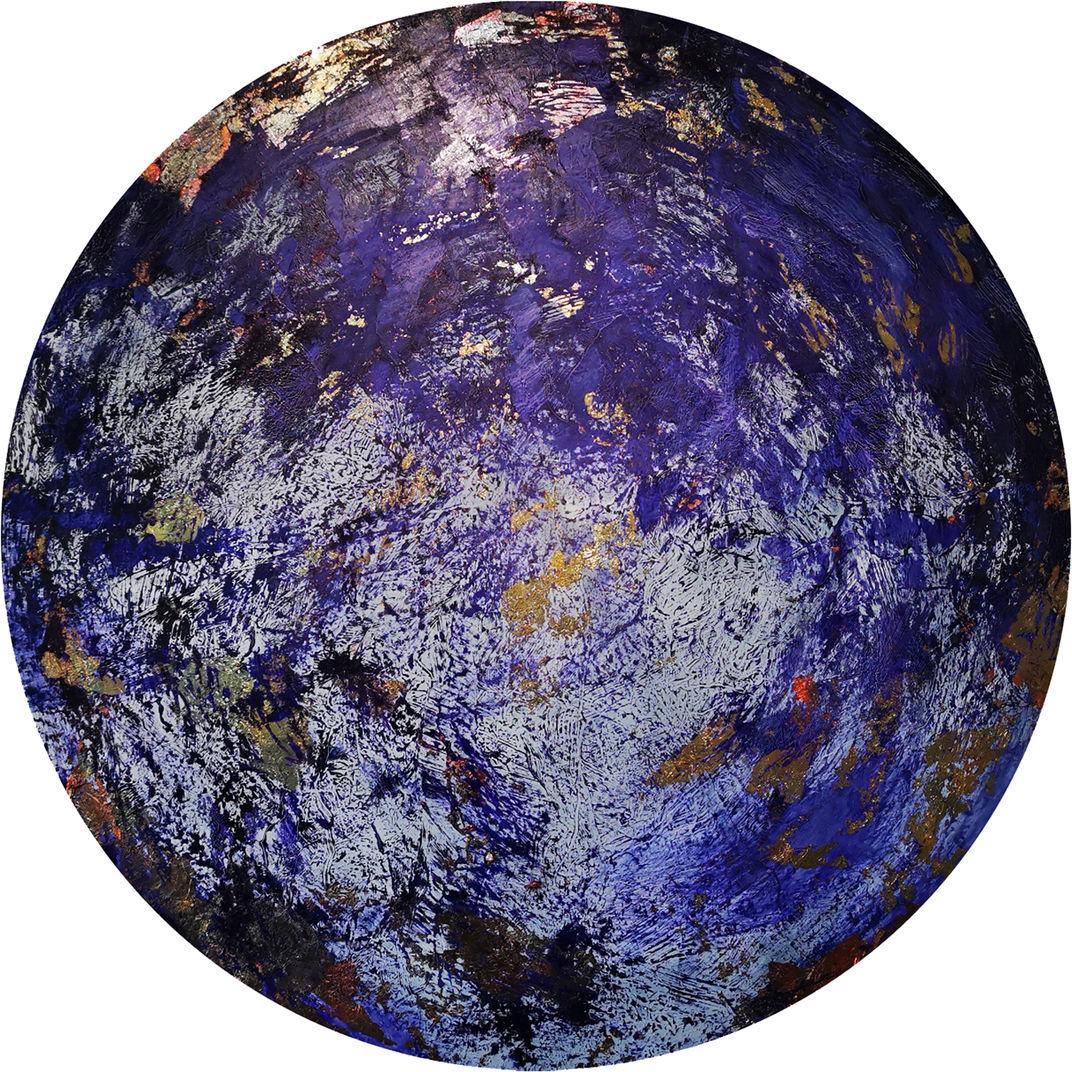 Pluto by Pandora Mond