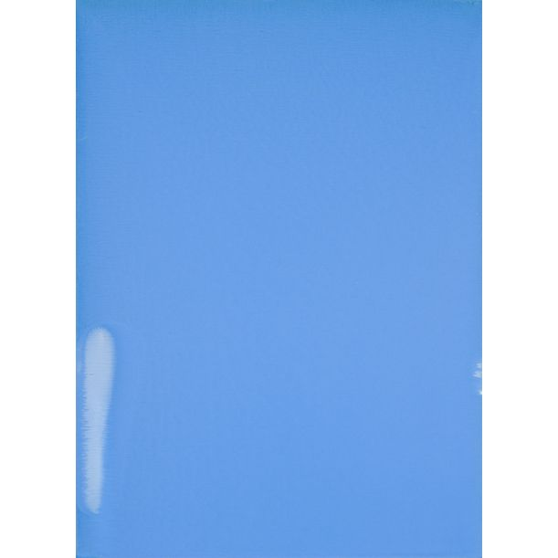 White on Blue No. 4 by Luke Heng