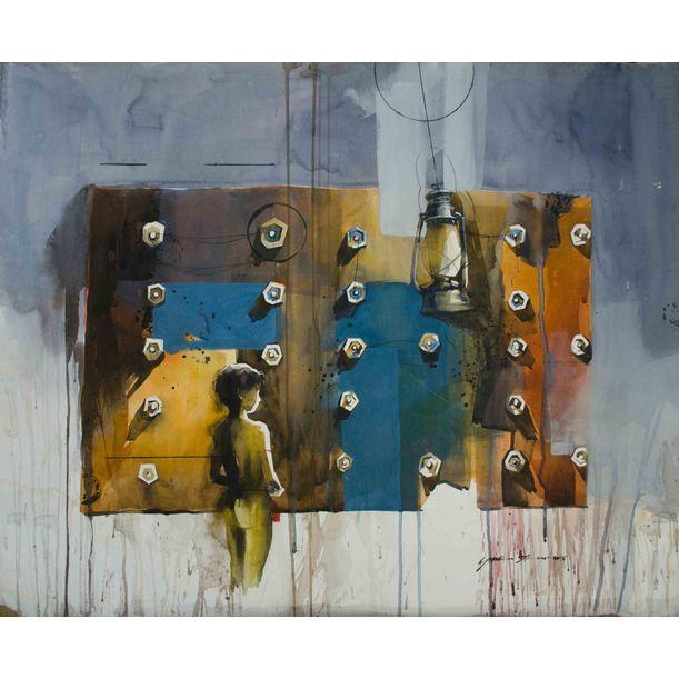 Untitled-3 by Subir Dey