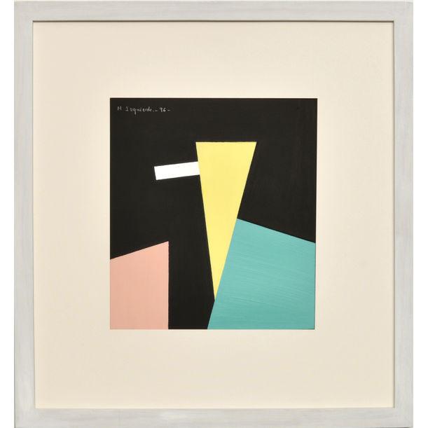 Composition  101 by Manuel Izquierdo