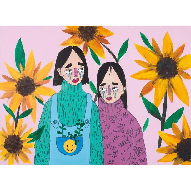 Sunflowers by Zuzanna Nowak