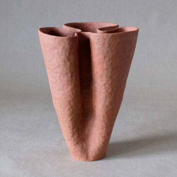 Growing vase II by Aiste Bagdonaite