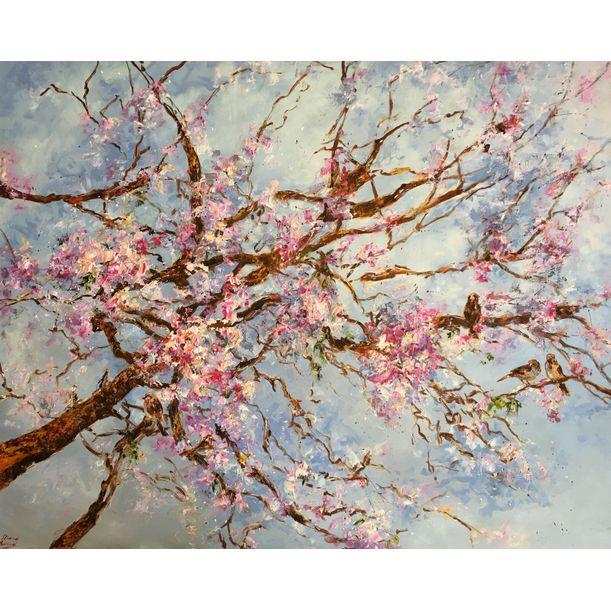 Tendre est le printemps by Diana Malivani