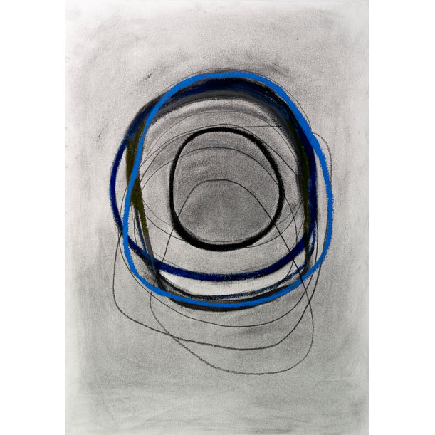 Blue Rings by Despa Hondros