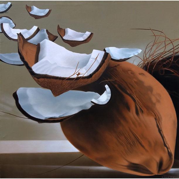 Coconut White The Past III by Rinaldi Syam