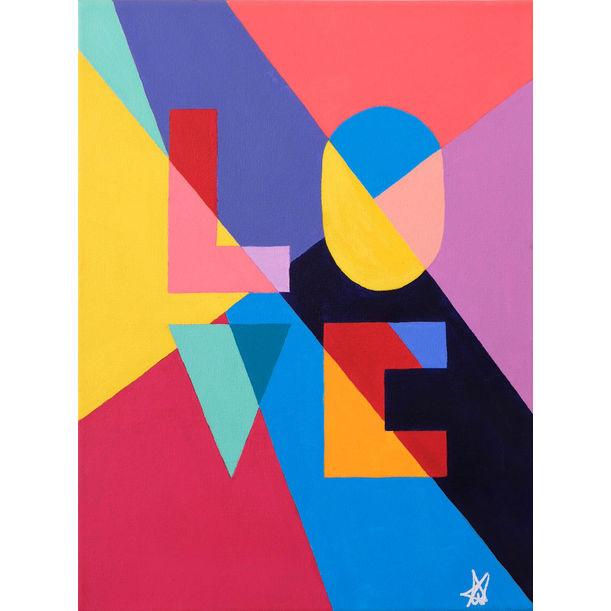 Love by Amal Sayarh