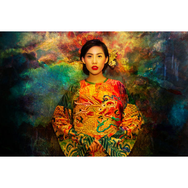 The empress by Viet Ha Tran