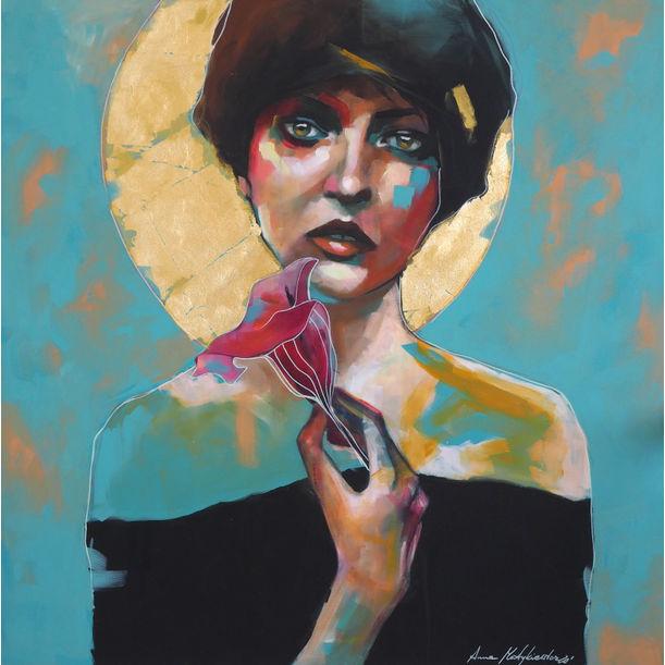 De caelo by Anna Matykiewicz